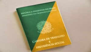 Governo apresentará novamente ao Congresso a proposta da Carteira Verde e Amarela