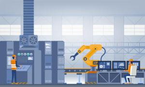 Indústria encerra 2020 em crescimento