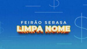 Já está ativa a nova edição do feirão de negociação de dívidas do Serasa