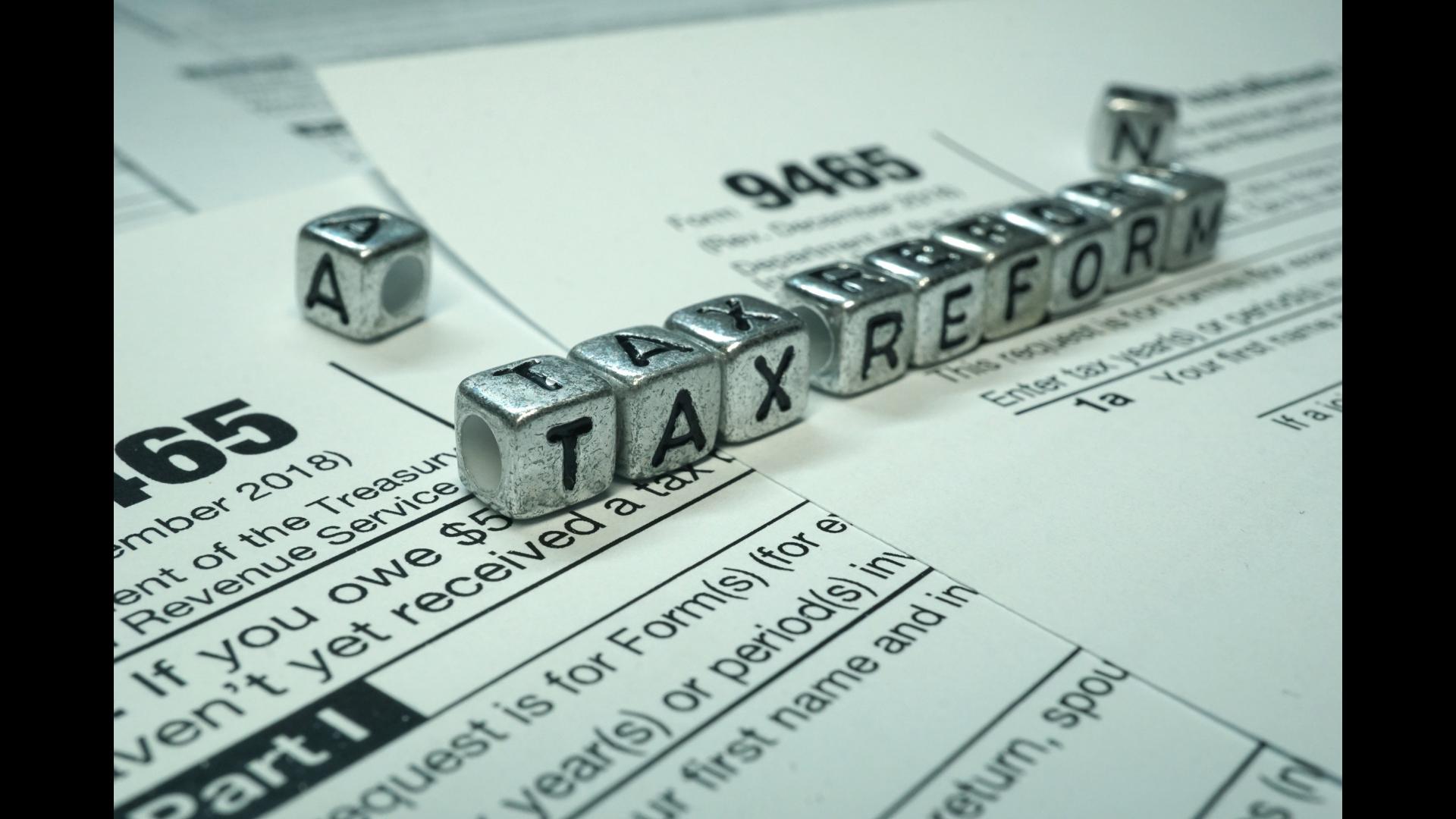 Reforma tributária é necessária para impulsionar economia